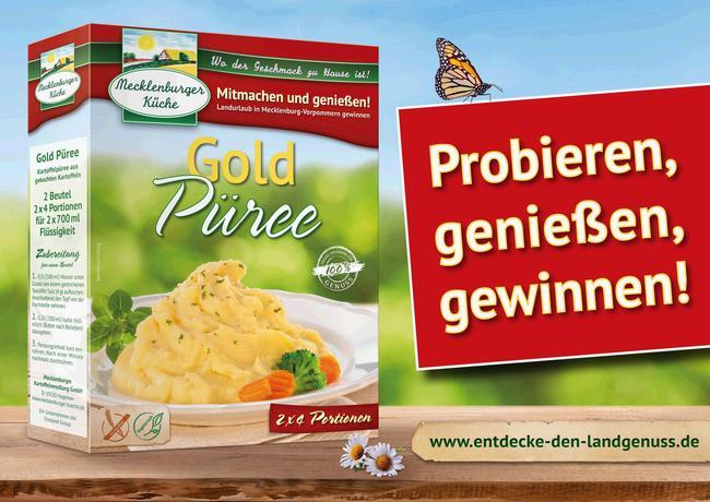 kooperation mit der mecklenburger kartoffelveredlung gmbh ... - Mecklenburger Küche