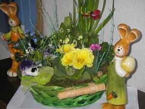 Ostern am Landhaus