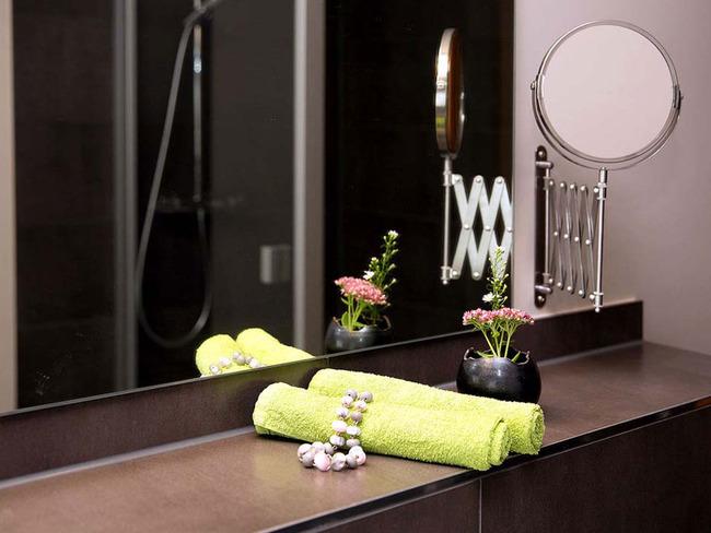 Appartement - Badezimmer