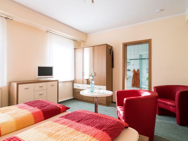 Doppelzimmer - Wohn-/Schlafraum