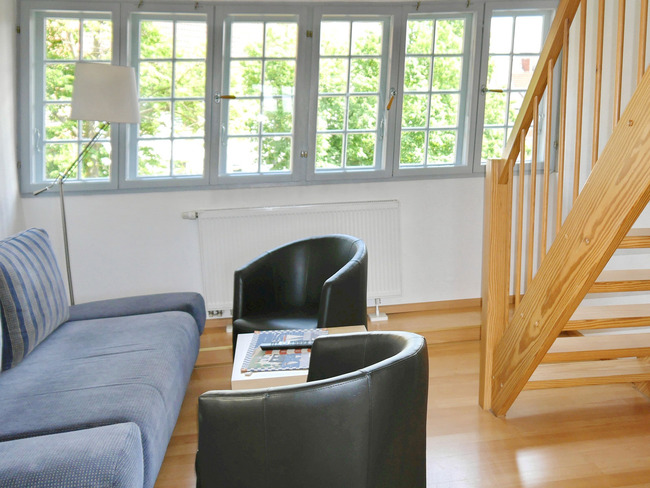 Wohnung 2 - Wohnzimmer