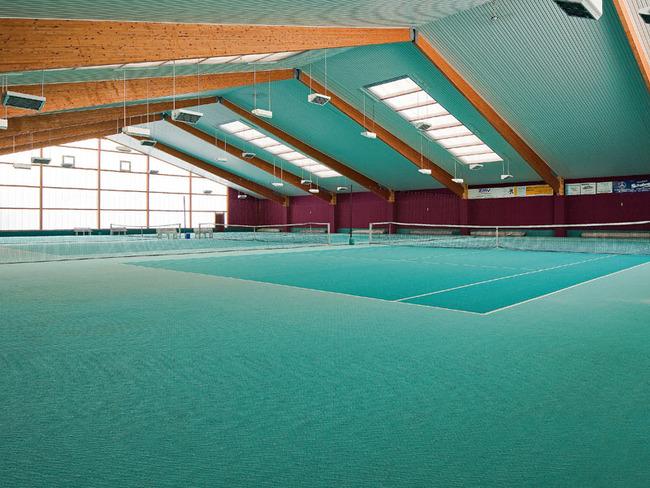 Tennis- & Squash-Center