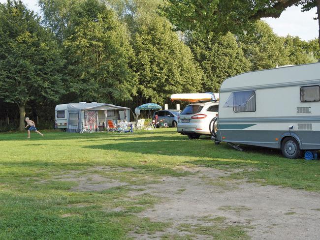 Campingplatz - Stellplätze