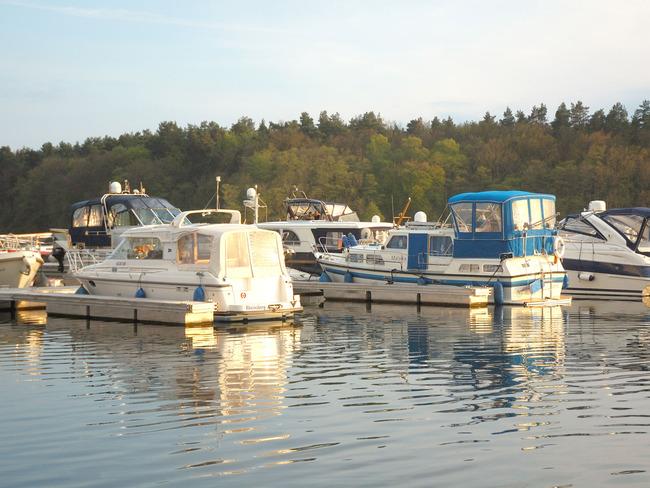 See - Liegeplätze