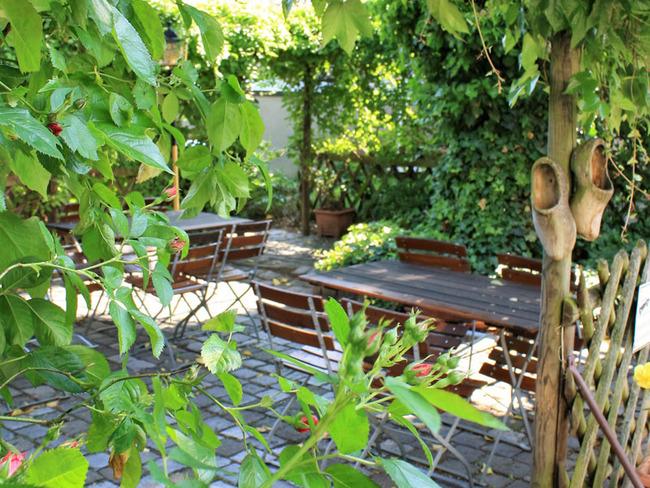 Biergarten - Sitzecke