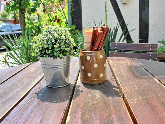 Biergarten - Tisch