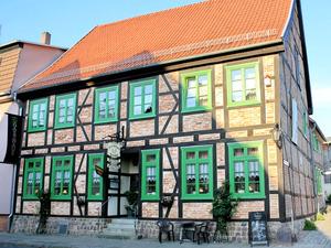 Vorderansicht - Gasthaus