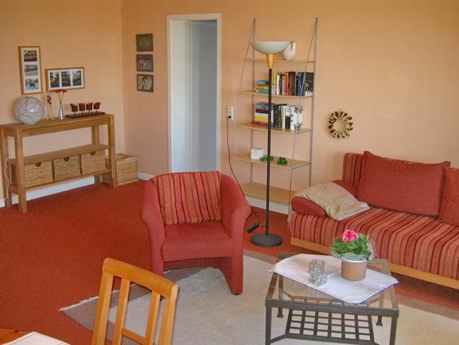 Hofwohnung - Wohnzimmer