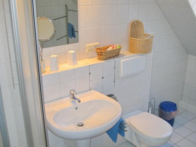 Hofwohnung - Badezimmer