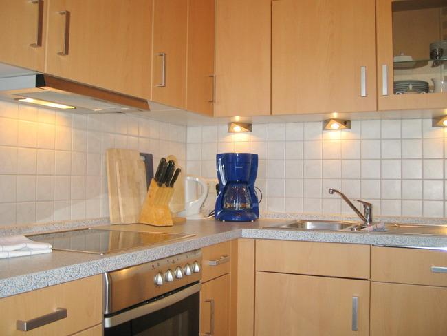 Hofwohnung - Küche