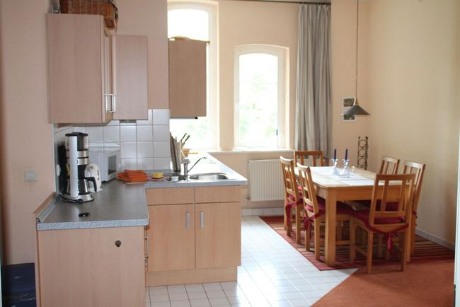 Seewohnung - Küche