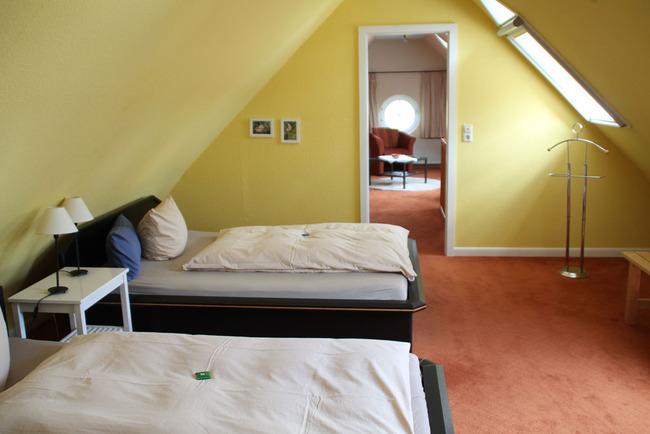 Seewohnung - Schlafzimmer