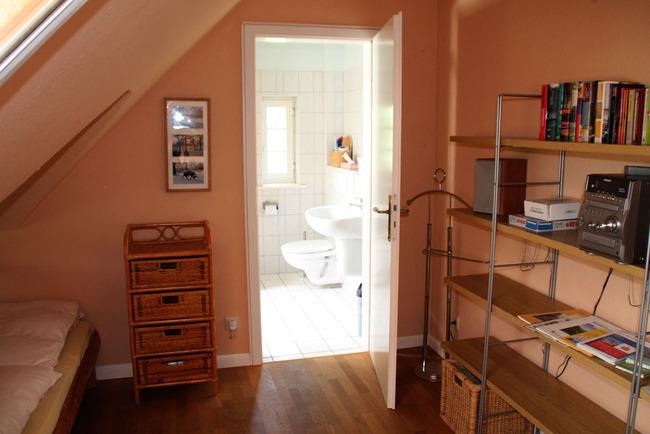 Kleine Wohnung - Badezimmer