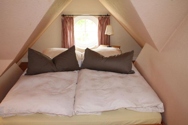 Kleine Wohnung - Schlafzimmer