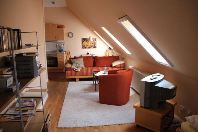 kleine wohnu, turmwohnung & kleine wohnung - ferien am hofsee, Design ideen