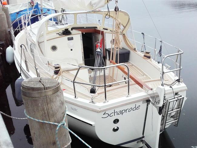 Noordkaper 28C GFK