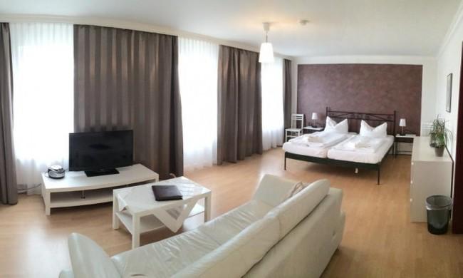 Doppelzimmer - Herr Ober 24/Lounge