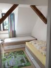 Unterm Dach juchhe - Schlafzimmer