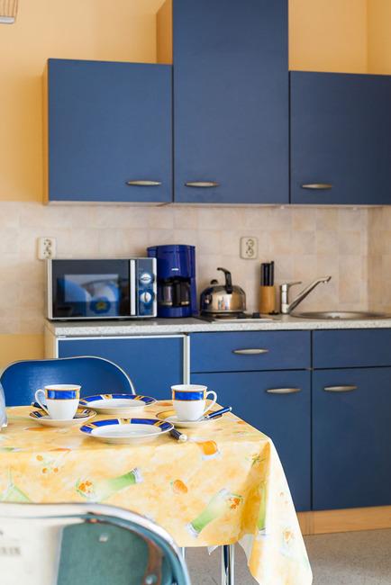 Küche - Fewo Typ C klein