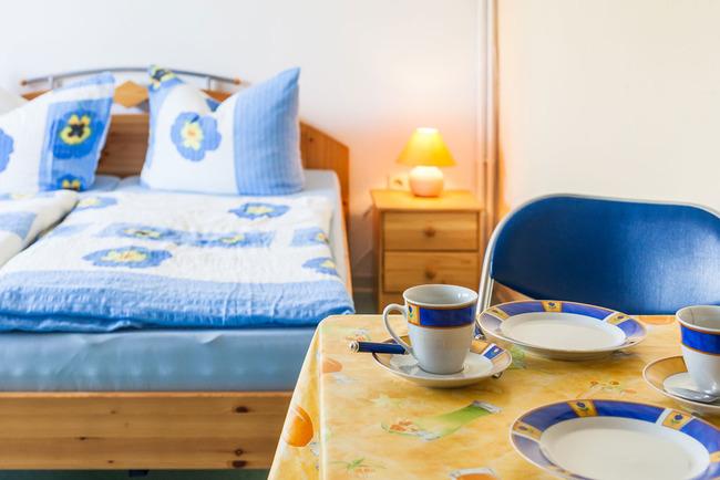 Schlafzimmer - Fewo Typ C klein