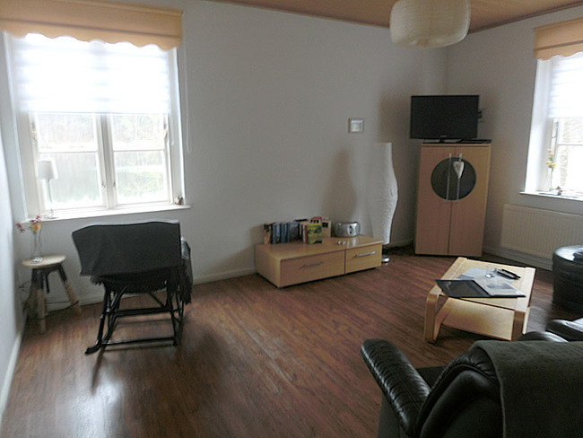 Fewo 2 Wohnzimmer