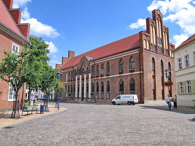 Parchimer Rathaus