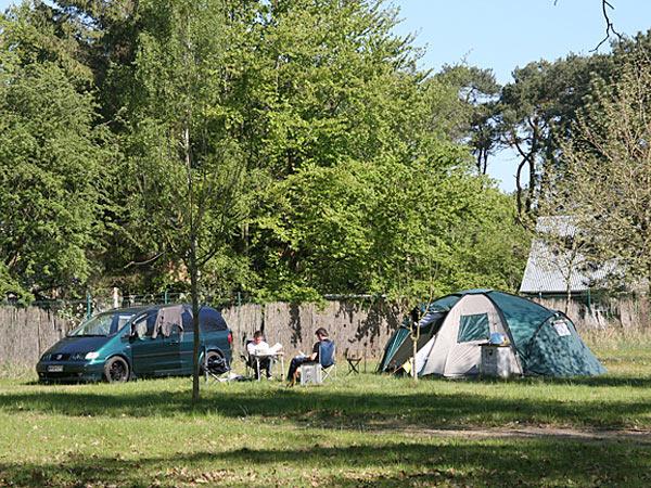 Camping - Zelten