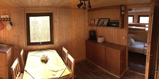 Mobilheim - Wohnen und Schlafen