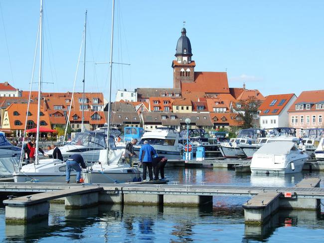 Hafen Waren (Müritz)