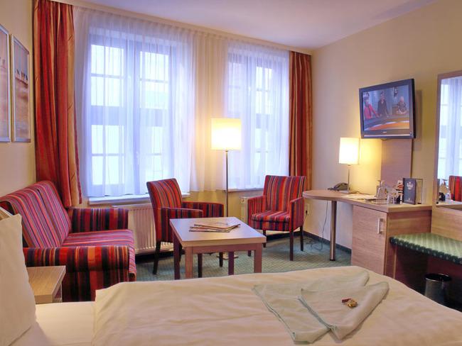 Zimmer mit Sitzecke