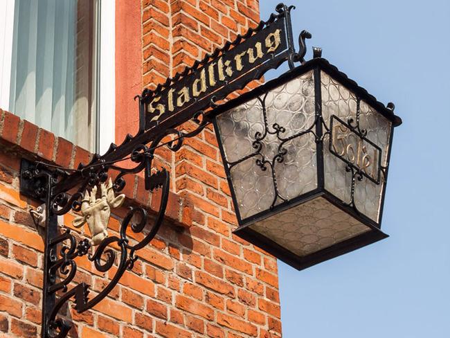 Laterne - Hotel Stadtkrug