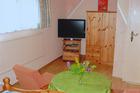 Wohnzimmer kleine Ferienwohnung