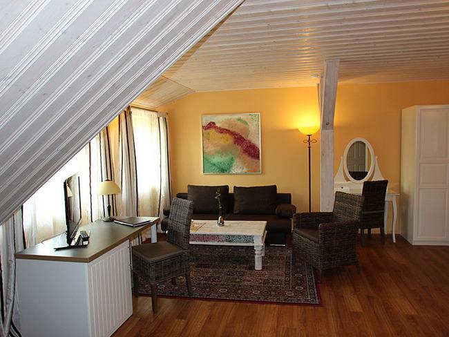2-Raum-Appartement - WZ