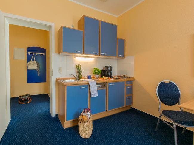 1-Raum-Apartment