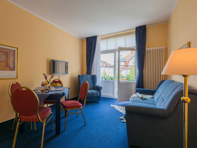2-Raum-Apartment - Wohnzimmer