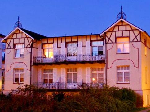 Villa Norden - Außenansicht