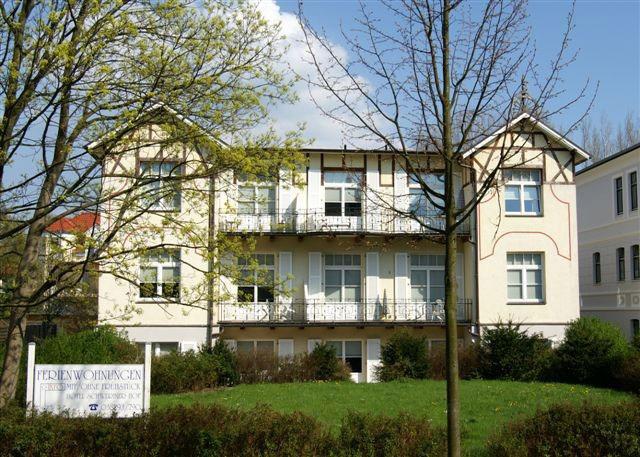 Villa Norden - außen