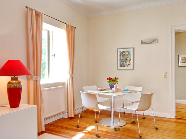 Albatros-Wohnzimmer-Sitzecke