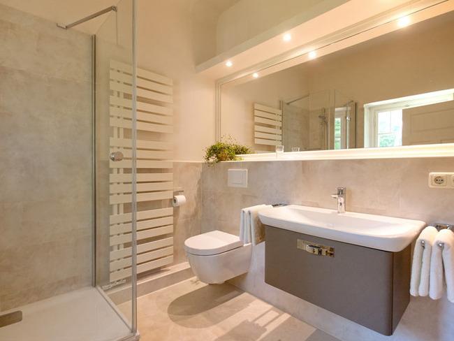 Möwe-Badezimmer