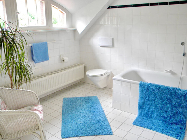 Kormoran Badezimmer