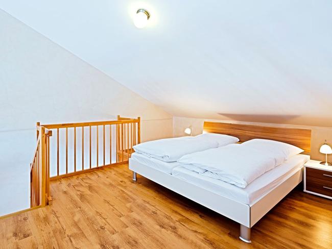 Appartement - Schlafzimmer