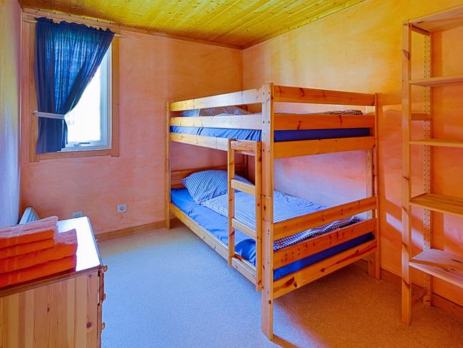 Ferienhaus baltic - Etagenbett