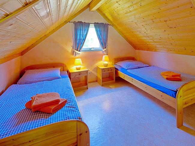 Ferienhaus - Schlafboden