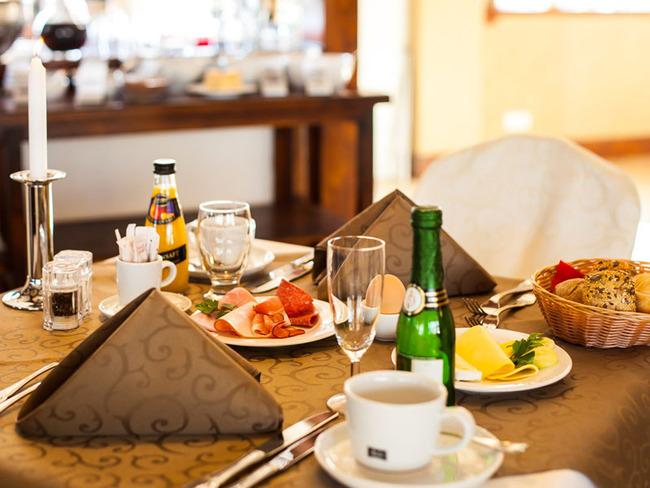 Restaurant - Frühstück