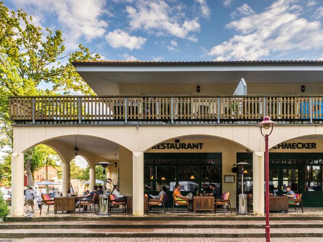 Restaurant - Außenansicht