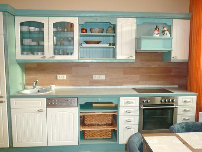 Mohnblume - Küche