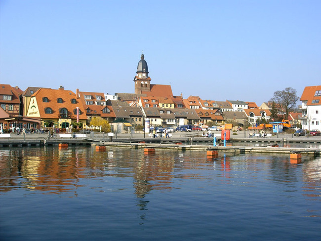 Waren (Müritz) - Hafen