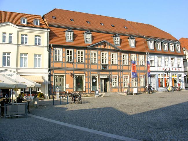 Waren (Müritz) - Markt