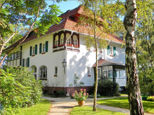 Strandhaus Villa