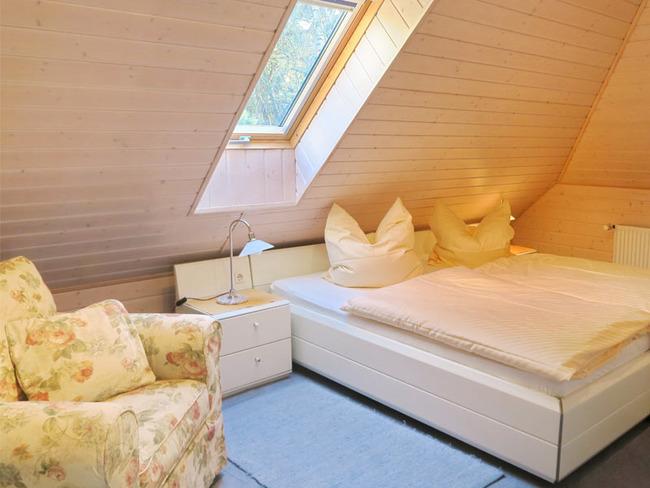 Pelikan Schlafzimmer